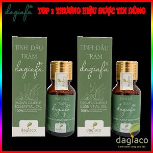 Tinh dầu tràm Dagiafa