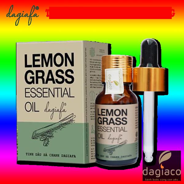 Tinh dầu sả chanh Dagiafa